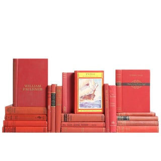 Pimiento Classic Books - Set of 20 For Sale