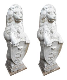 Image of Cast Iron Statues