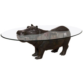 Hippo Table by Mark Stoddart For Sale