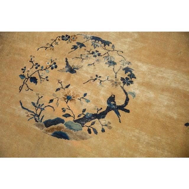 "Textile Vintage Peking Carpet - 9'11"" X 17'4"" For Sale - Image 7 of 13"