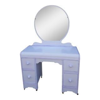 Art Deco 1930's Vanity For Sale