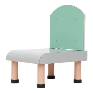 Playful Memphis Chair, Italy, 1980s For Sale