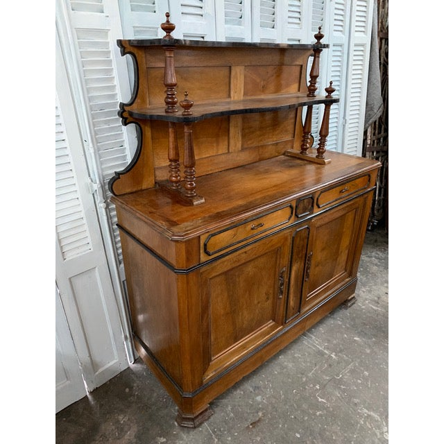 19th Century French Country Buffet For Sale - Image 4 of 9