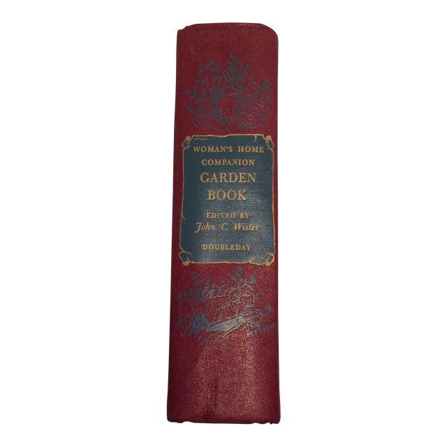 "1947 ""Woman's Home Companion Garden Book"" For Sale"