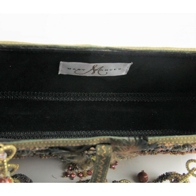 Glass Mary Frances Purse For Sale - Image 7 of 9