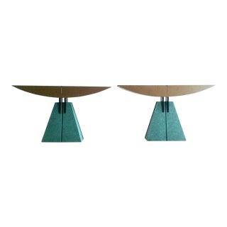 "Robert Sonneman for Kovacs ""Art Tech"" Table Lamps - A Pair For Sale"