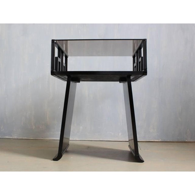 Pair of Mid-Century Modern Nightstands For Sale - Image 9 of 11