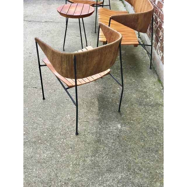 Mid-Century Modern Arthur Umanoff for Shaver, Howard & Raymor Seating Set- 4 Pieces For Sale - Image 10 of 13