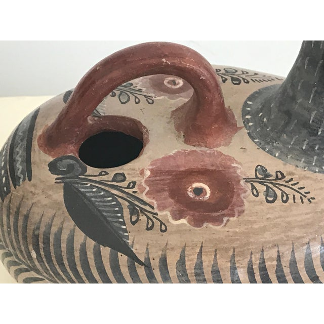Mid-Century Modern Mid-Century Modern Ceramic Bird Jug For Sale - Image 3 of 6