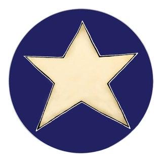 Stargazer on Midnight Blue Placecmat For Sale