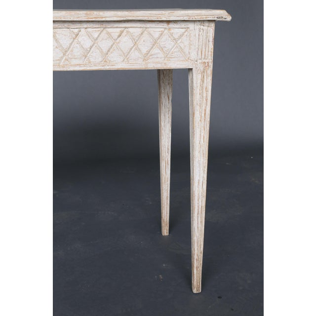 19th Century Swedish Painted Table - Image 7 of 8