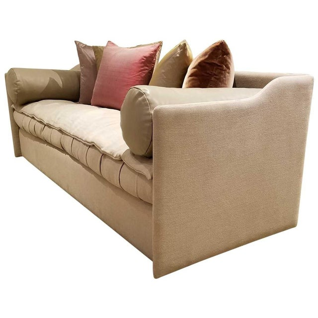 John Saladino Landau Sofa For Sale In New York - Image 6 of 8