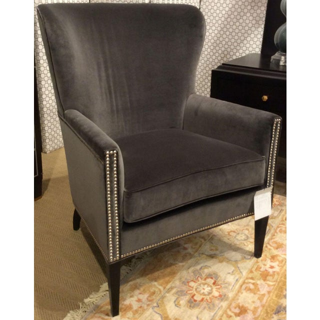 Hickory Chair Samuel Wing Chair - Image 3 of 8
