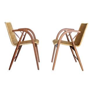 Pair of Armchairs by Kipp Stewart for Glenn of California