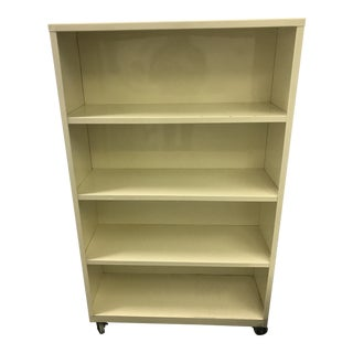Steelcase Metal Bookshelf