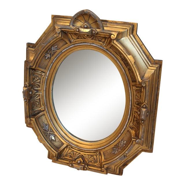 Antique Renaissance Revival Gilt Wood Mirror - Image 1 of 8