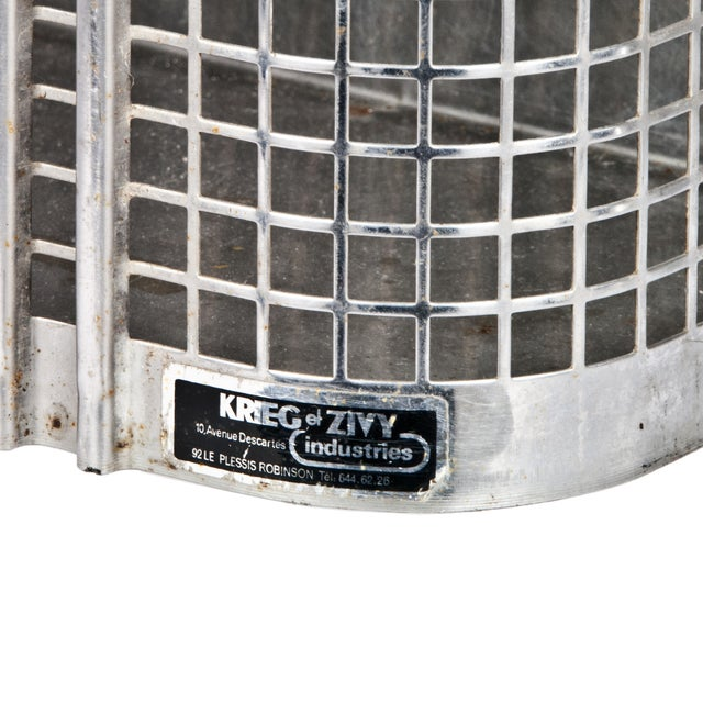 Krieg & Zivy Industrial Storage Bin - Image 4 of 5