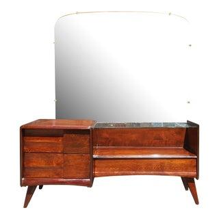 Vintage Heywood Wakefield Vanity