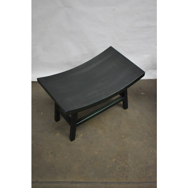 Kyoto Green Milking Stool For Sale In New York - Image 6 of 8