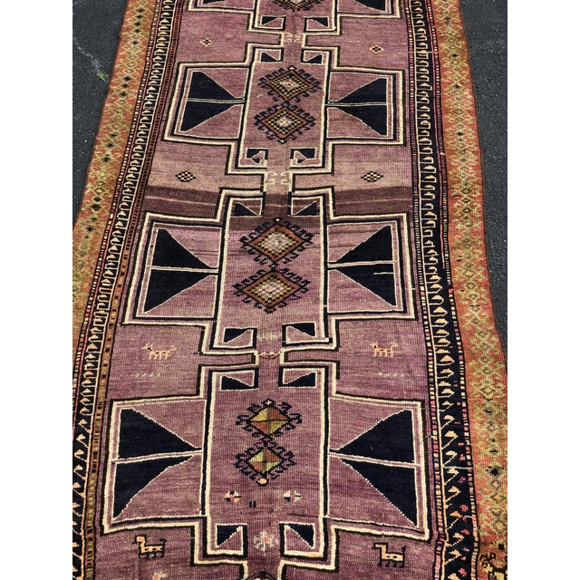 This is a gorgeous vintage rug from Kurdistan that we out through our proprietary Infused®️ process. Look No Further, we...