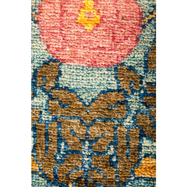 """Arts & Crafts Hand Knotted Runner Rug - 2' 8"""" X 11' 9"""" - Image 3 of 4"""