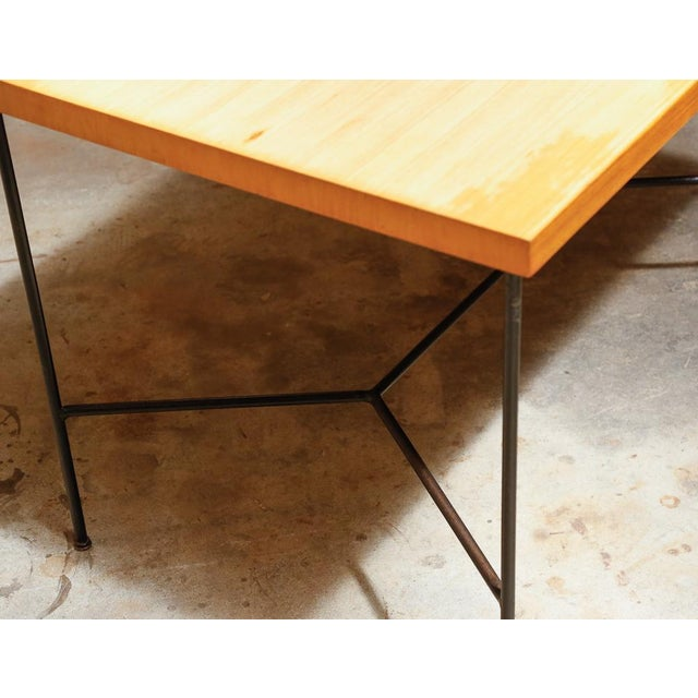 Modernist Dining Table - Image 3 of 8
