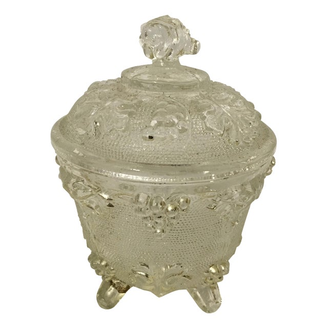 Jeanette Footed Candy Dish - Image 1 of 6