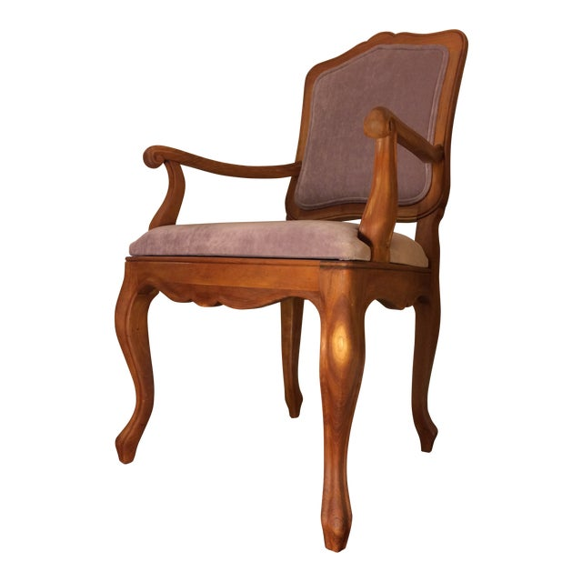 1990s Vintage Baker Chair For Sale
