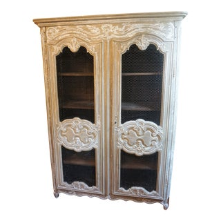 Early 19th Century Oak Bibliotheque For Sale