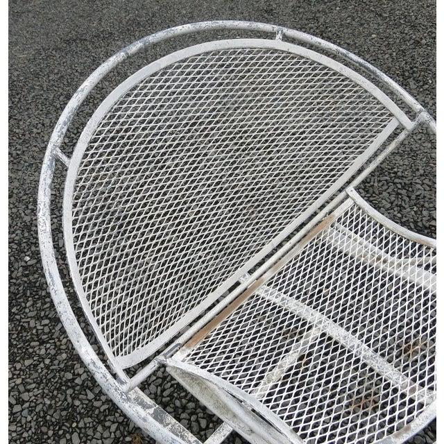 Traditional 1960s Vintage Salterini Radar Spring Chair Hoop Chair For Sale - Image 3 of 7