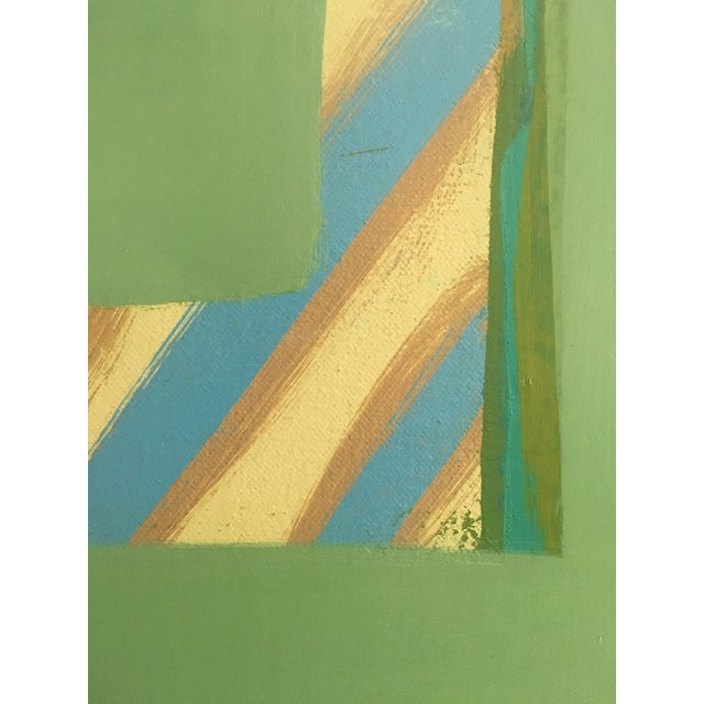 Abstract Painting by Paul Rinaldi For Sale In New York - Image 6 of 8