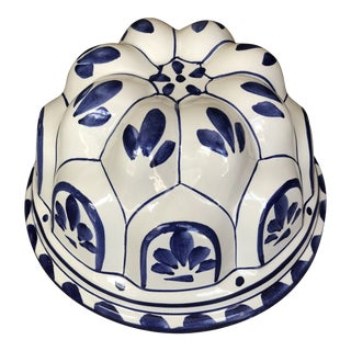 20th Century Italian Bassano Ceramic Mold