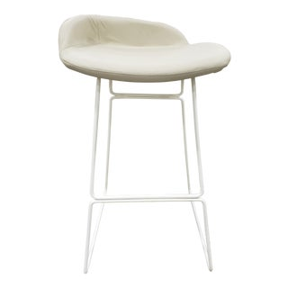 Four Contempo Tonin Casa Italy Brend Barstool For Sale
