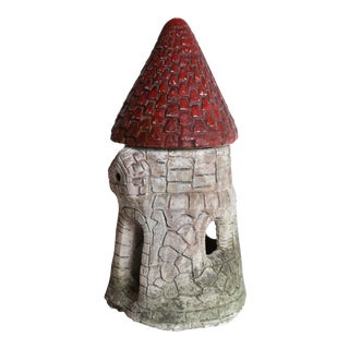 Garden Gnome House from France For Sale