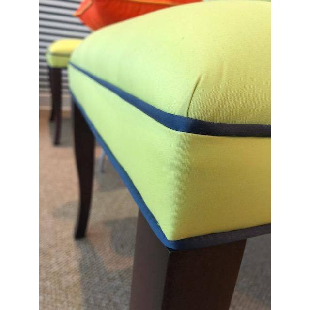 Modern Dining Chair For Sale In Los Angeles - Image 6 of 7