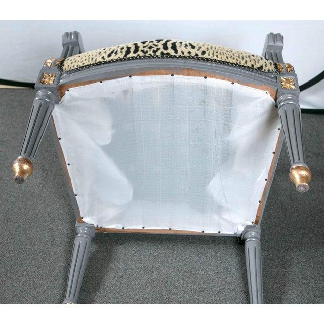 Maison Jansen Louis XVI Style Fauteuils - A Pair - Image 9 of 9