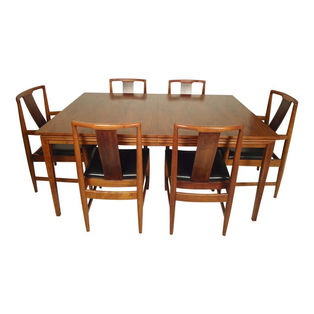 Dining Set by John Stuart For Sale