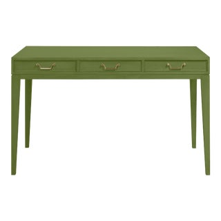 Casa Cosima Living Tilda Berkley Taper Leg Desk - Garden Spot For Sale