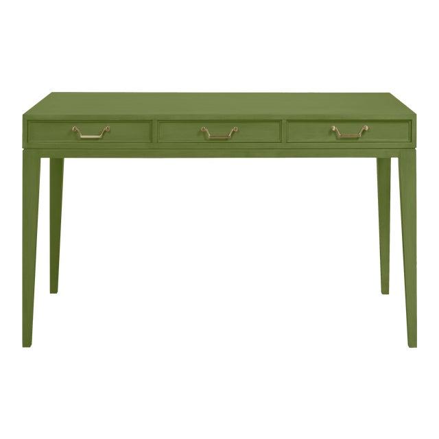 Casa Cosima Living Tilda Berkley Taper Leg Desk - Garden Spot For Sale