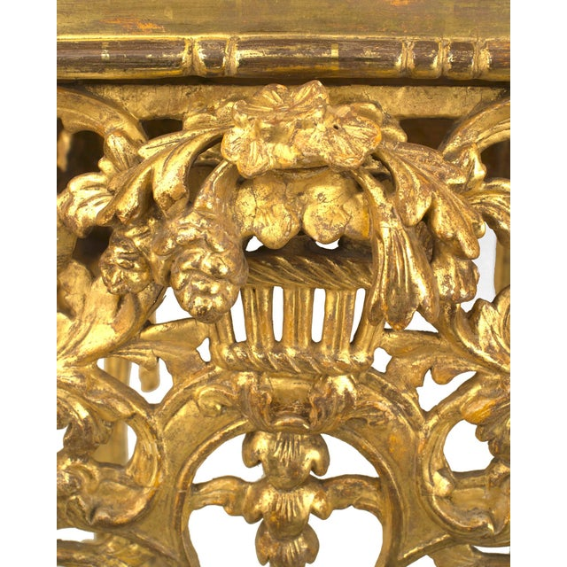Asian 17th Century Chinese Coromandel Cabinet on a Charles II Gilt-Wood Stand For Sale - Image 3 of 12