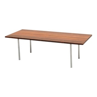 Rosewood Coffee Table by Hans Wegner for Andreas Tuck For Sale