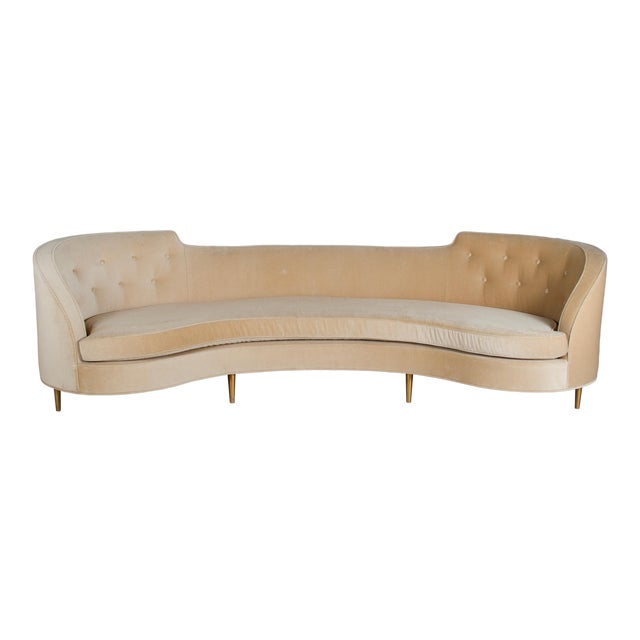 Oasis Sofa by Wormley for Dunbar For Sale
