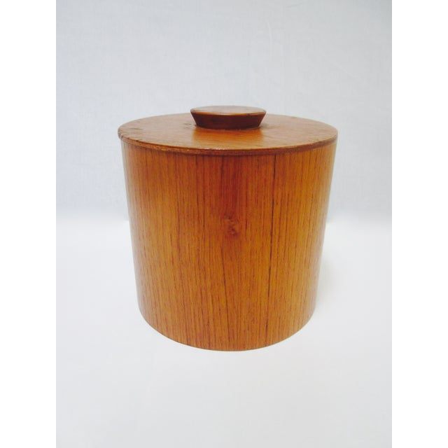 Danish Modern Teak Canister Set - Image 3 of 11
