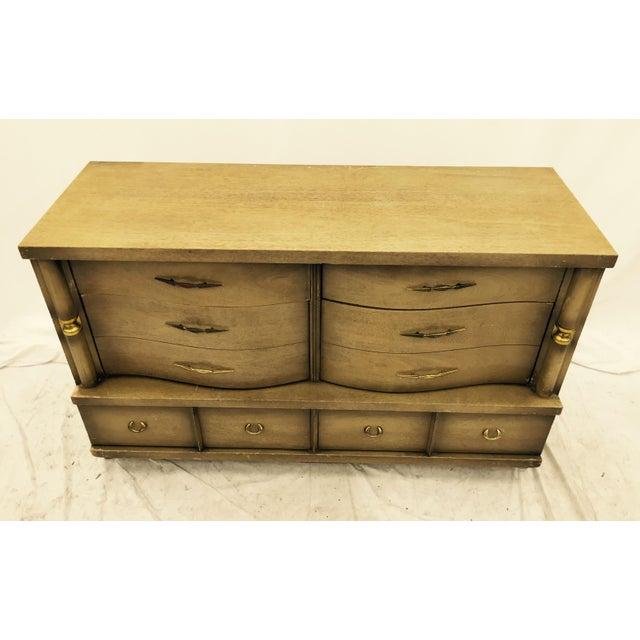 Bassett Furniture Mid-Century Dresser For Sale - Image 11 of 11