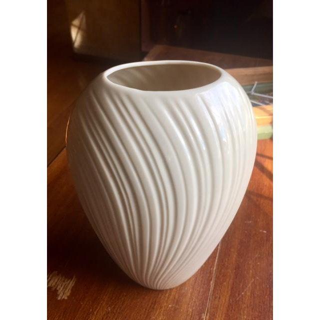 Vintage Gold Seal Lenox Porcelain Vase Chairish