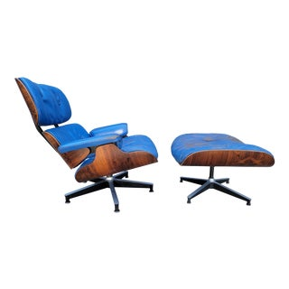 Early Eames 670/671 Lounge Chair & Ottoman For Sale