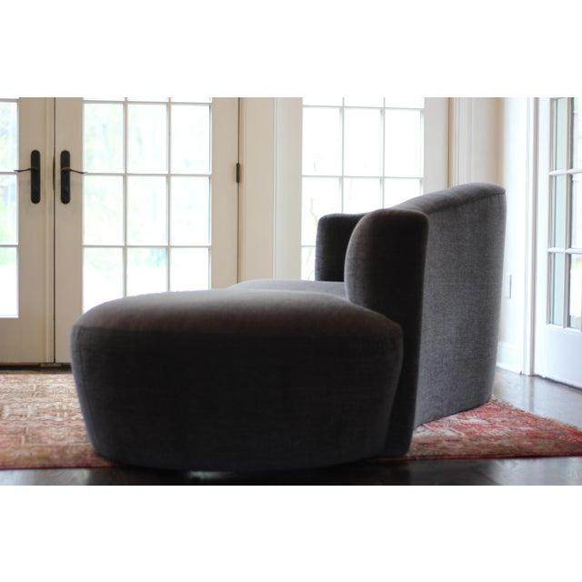 1980s Weiman Furniture Vladimir Kagan Sofas - a Pair For Sale - Image 5 of 8