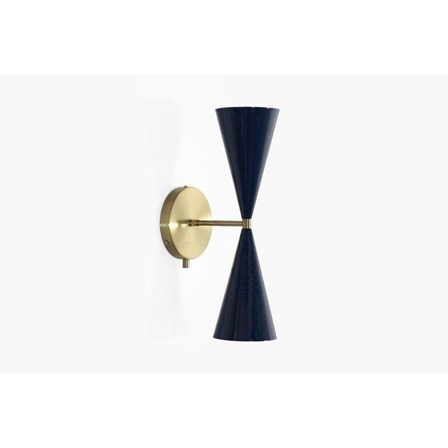 "2020s ""Tuxedo"" Wall Sconces For Sale - Image 5 of 13"