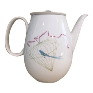 Raymond Loewy Coffee Pot For Sale