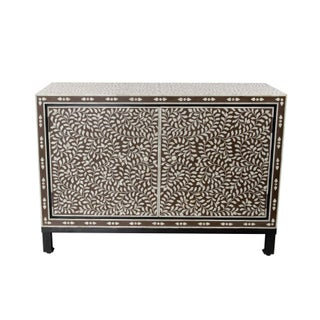 Moroccan Inspired Bone Inlay Cabinet Preview